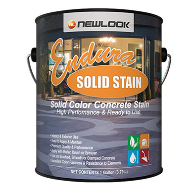 Endura Solid Stain