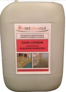 Nano Lithium Densifier / Hardener