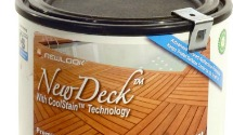 NewDeck with CoolStain Technology
