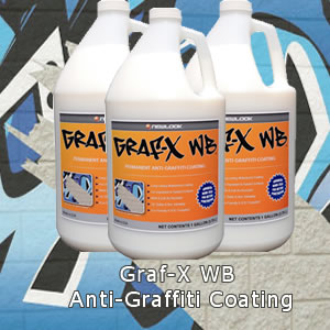 Graf-X WB Anti-Graffiti Coating