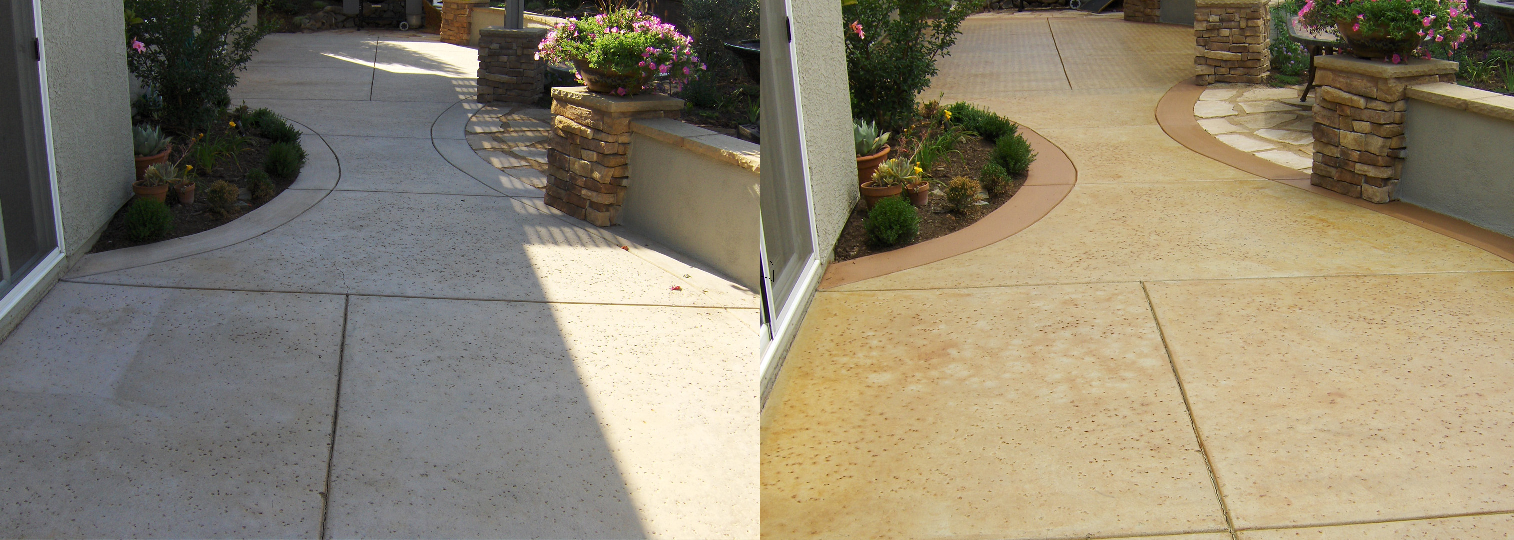 July 2016 advanced sealing solutions for Remove stains from concrete driveway