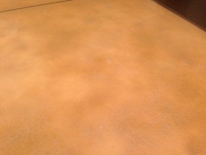 Faux Finish Project with SmartColor: Butter, Toast
