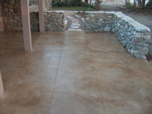 Fresco Solid Color Stain base Dark Brown Solid Color Stain Tint (installed with a towel)