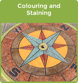 Colouring and Staining